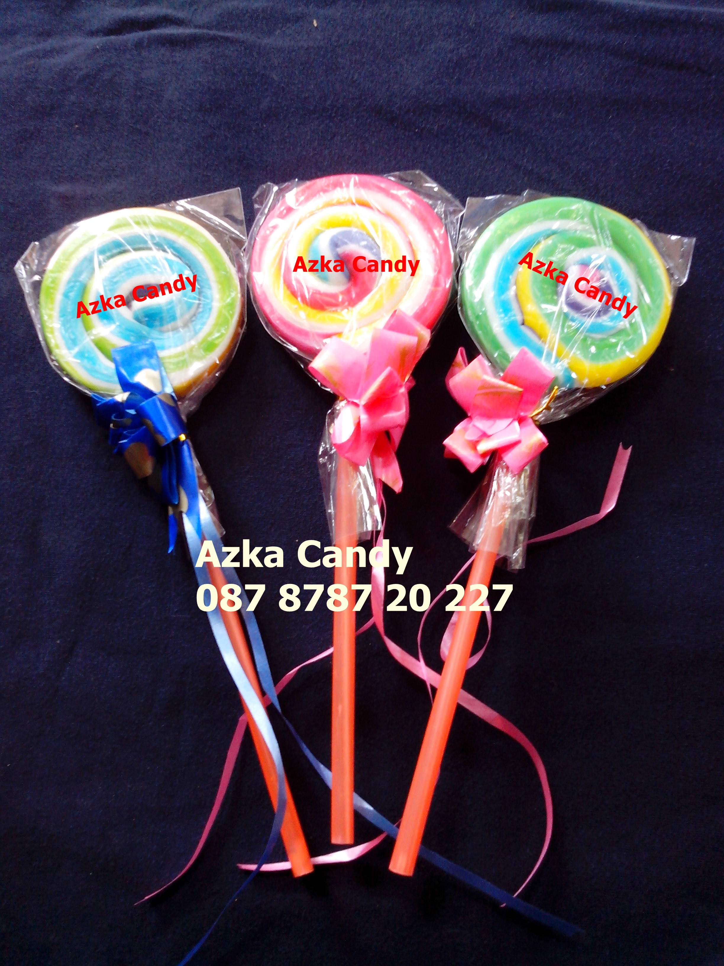 supplier permen lolipop di madiun